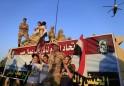 Egypt's Military Flexes Muscle Against Morsi