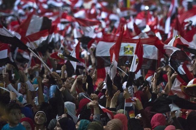 Egypt Celebrates