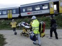 Head-On Train Collision In Switzerland
