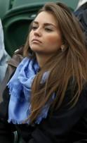 Anfisa Bulgakova, the wife of Sergiy Stakhovsky of Ukraine