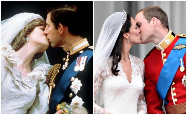 Duchess of Cambridge & Diana