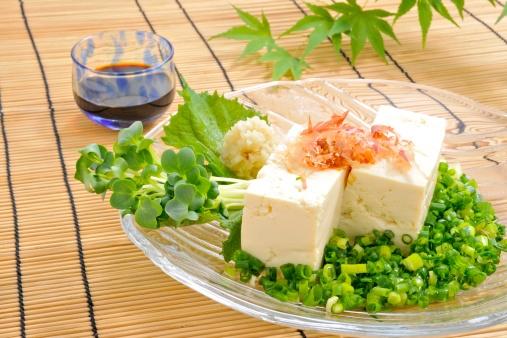 Food for Beautiful Skin # 12: Tofu