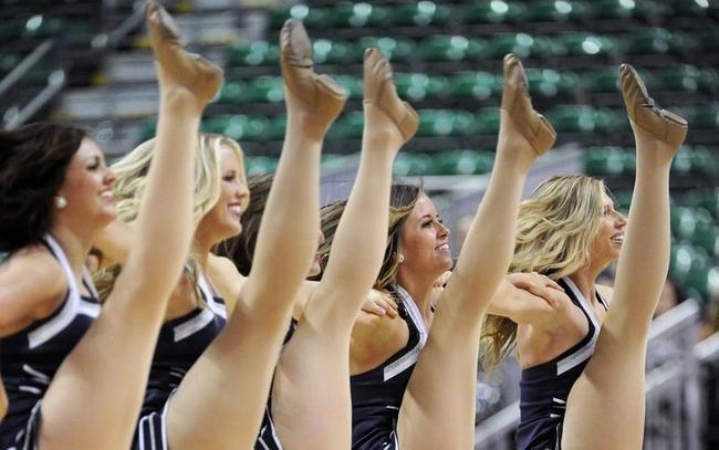 Best of Sexy Cheerleaders 2013