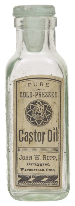 Oil for Healthy Hair # 3: Castor oil
