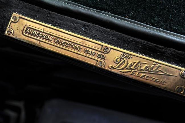 US Vintage Car