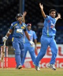 India Beat Sri Lanka