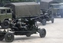 PG59 57mm Anti-Aircraft Artillery Gun