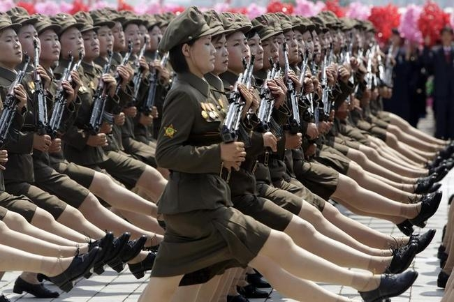 North Korea Victory Day Parade