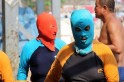 Bizarre Fashion Trend: Facekinis