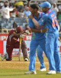 West Indies Beat India