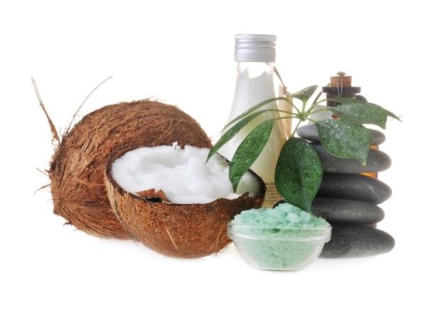 Oil for Healthy Hair # 2: Coconut oil