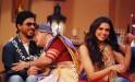 Shah Rukh Khan, Ali Asgar, Deepika Padukone
