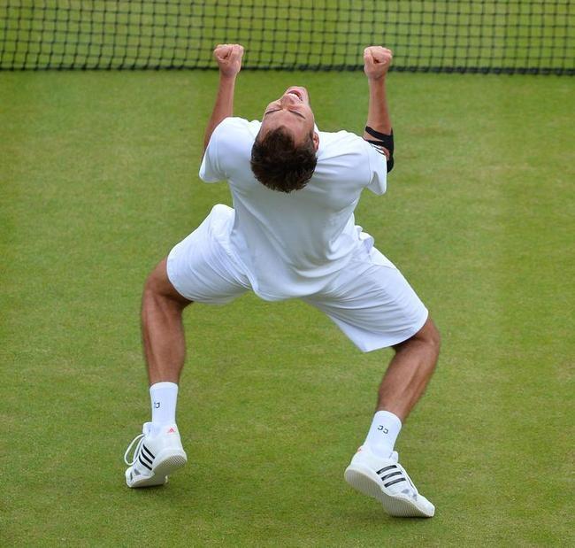 The Championships - Wimbledon 2013: Day Nine