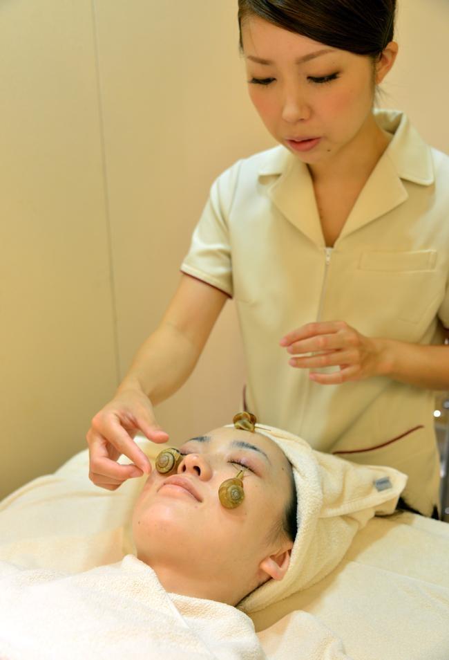 Snail Facial: Bizarre Beauty Treatment
