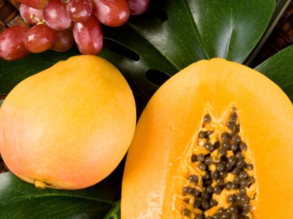 Dry Skin: 21 Herbs and Herbal Oils Good Dry Skin Papaya