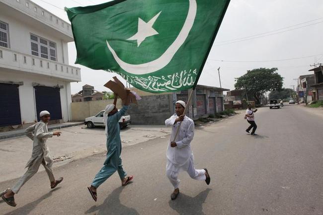 Protests Against Kashmir Killings