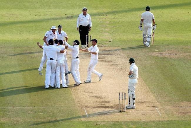 England Crush Australia by 347 Runs