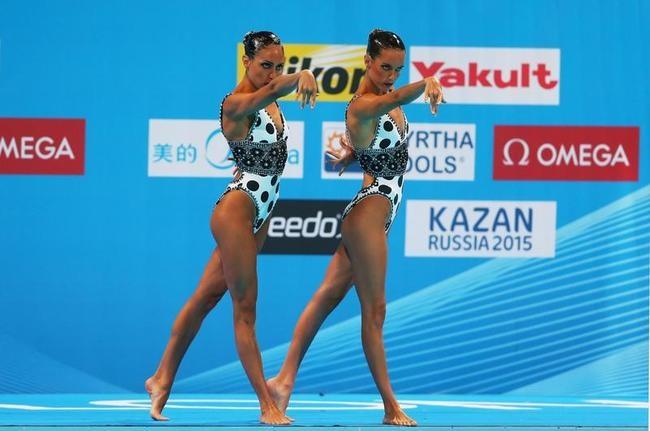 World Swimming in Barcelona