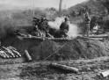 American Artillery In Korea