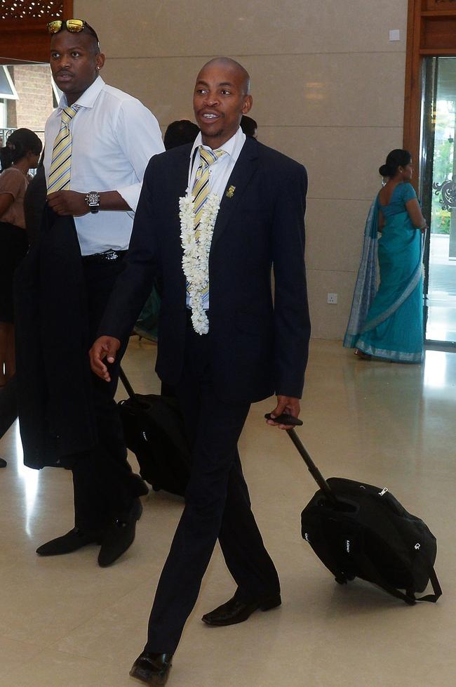 South African Stars in Sri Lanka