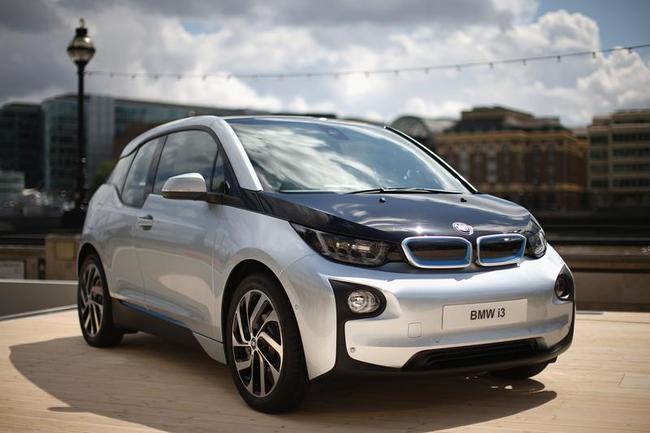BMW i3 World Premiere