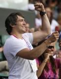 Alexander Ovechkin, boyfriend of Maria Kirilenko