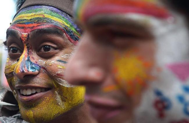 Rainbow Pride Walk in Kolkata