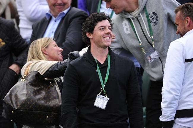 Rory McIlroy -boyfriend of Denmark