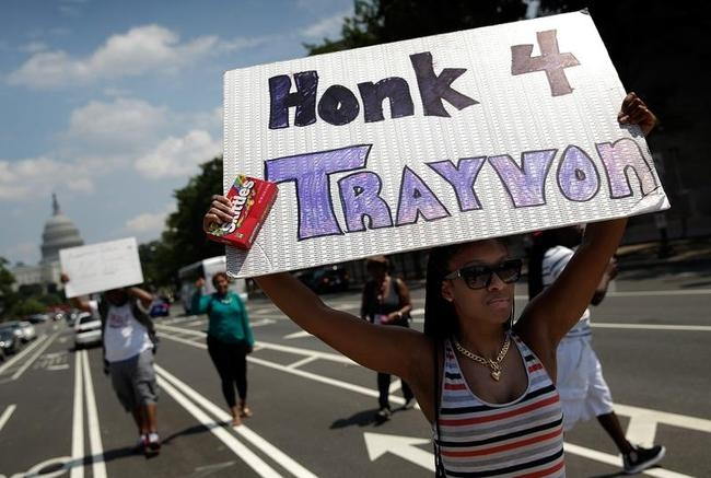 """Justice For Trayvon"" Rallies"