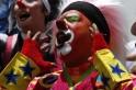 Colourful Clown Convention