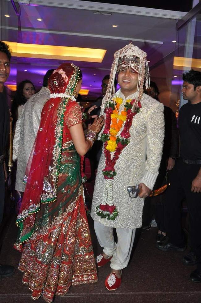 Shweta Tiwari and Abhinav Kohli's Wedding