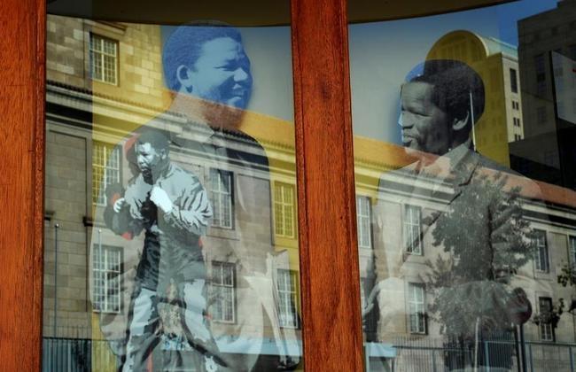 Celebrating Nelson Mandela