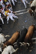 San Fermin: Running of the Bulls