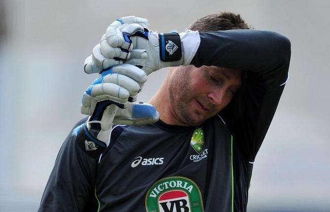 Australia Slog for Ashes Comeback