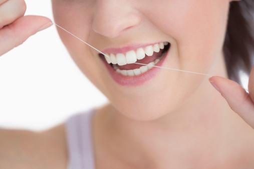 Dental Health Tip # 10: Floss