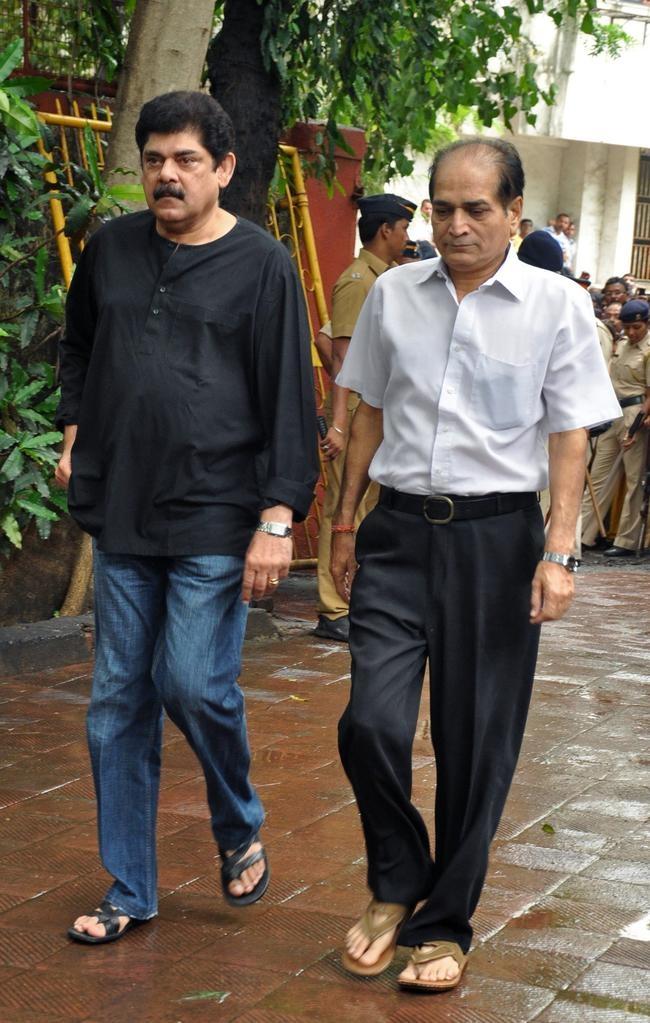 Pankaj Dhir and Dharmesh Tiwari