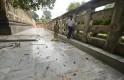 Serial Blasts Rock Mahabodhi Temple