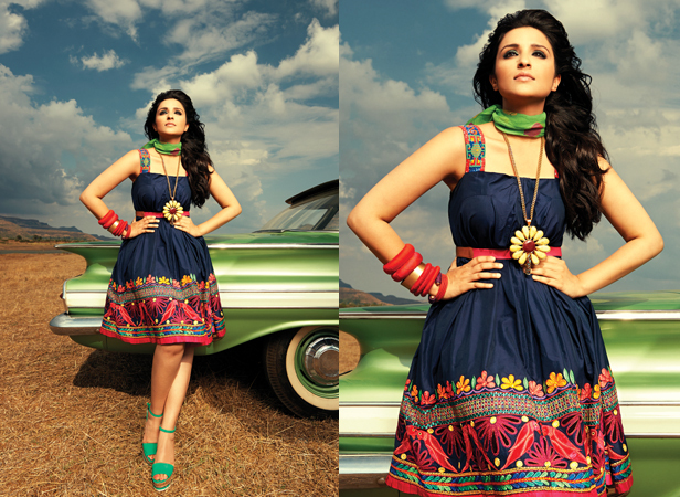 Parineeti Chopra's Filmfare photoshoot