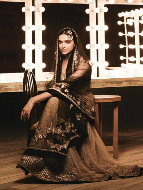 Deepika Padukone's Femina shoot for the month of August.  Courtesy: UTV