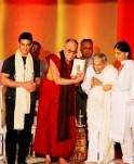 Dalai Lama, Aamir Khan