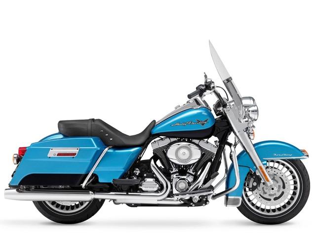 Harley Davidson FLH Bikes