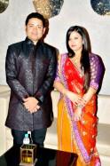 Piyush Chawla and Anubhuti