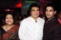 Prateik Babbar with parents Raj and Nadira
