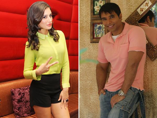 Nargis Fakhri & Uday Chopra
