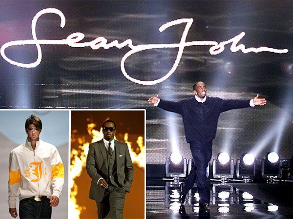 Sean John Clothing Inc by P Diddy