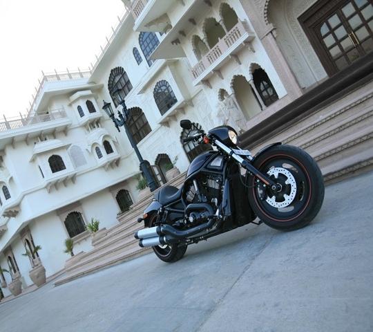 Harley Davidson VRSCDX Bike
