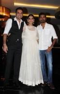 Abhay Deol, Sonam Kapoor, Dhanush