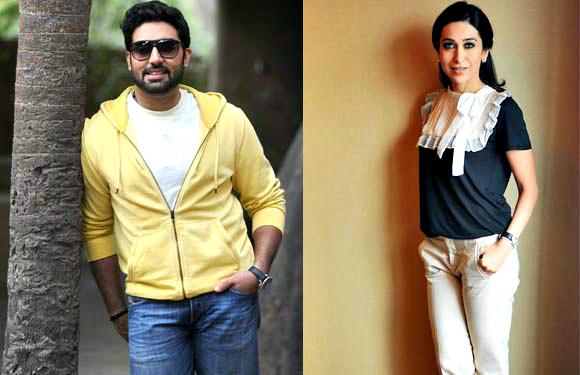 Abhishek Bachchan-Karisma Kapoor