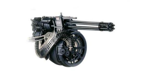 Aircraft Gun Systems