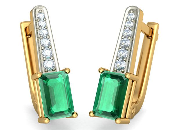 Rohal Earrings